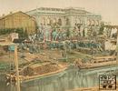 新橋界隈-明治・大正・昭和の写真、  絵葉書一覧