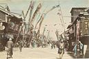銀座界隈-明治・大正・昭和の写真、  絵葉書一覧